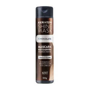 Máscara Matizadora Keraton Shine Mask - Chocolate