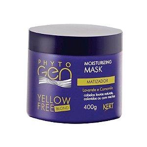 Máscara de Tratamento Desamareladora - Phytogen Yellow Free