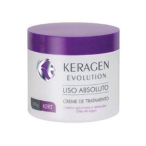 Creme de Tratamento Liso Absoluto - Keragen Evolution