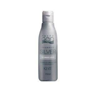 Shampoo Silver - Phytogen SILVER - Desamarelador