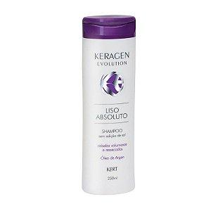 Shampoo Liso Absoluto - Keragen Evolution