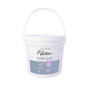 Descolorante WHITENER Platine Blond-Dust Free-Pó Lilás-900g