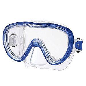 Máscara de Mergulho Tusa Mini Kleio II - Transparente