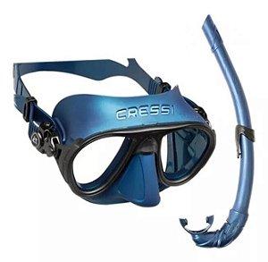 Kit Calibro Máscara e Snorkel