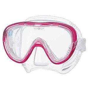 Máscara de Mergulho Tusa Tina - Transparente