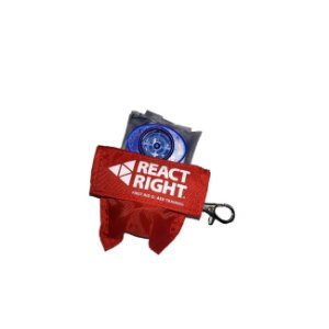 Chaveiro SSI React Right (Primeiro Socorros)