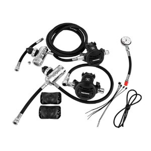 Kit de Regulador Apeks Modelo Xtx50 Sidemount