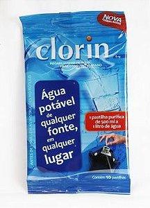 Clorin 1MG (CARTELA C/ 10 UN CADA)