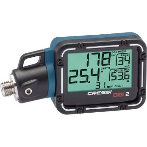 Console Digital para Mergulho Cressi Digi 2 Dive Center