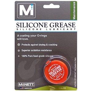 Pasta de Silicone McNett - Transparente