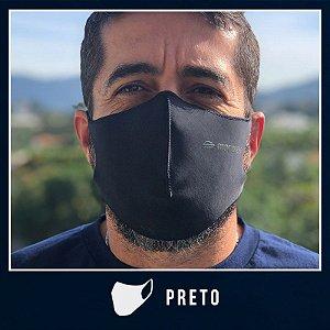Máscara de Proteção Facial  em Neoprene - Preto