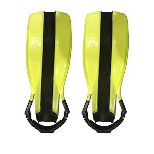 Nadadeira de Mergulho Dive Rite XT - ( Amarelo )