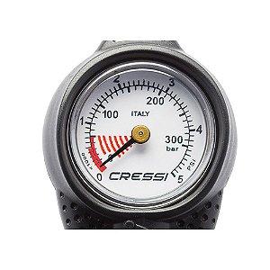 Manometro Cressi 300 BAR Global