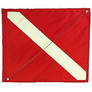 Bandeira de Mergulho Cetus Flag
