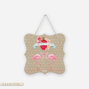 Bandeira - Flamingo #01