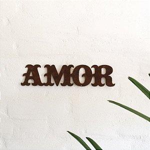 FRASE DE FERRO – AMOR #2