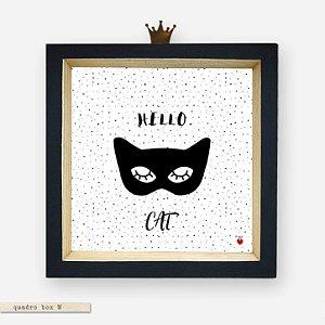 QUADRO BOX M – HELLO CAT #3