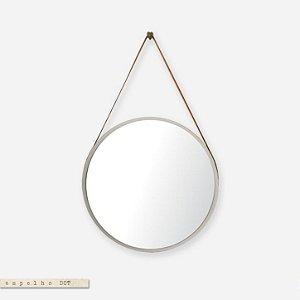 Espelho - DOT Cinza G