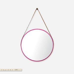 Espelho - DOT Pink G