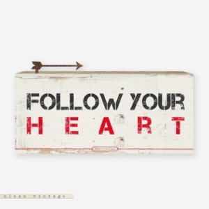 Bloco Vintage - Follow your Heart
