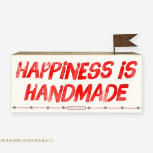 Bloco Vintage - happiness is handmade