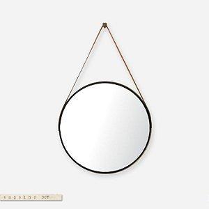 Espelho - DOT Preto P