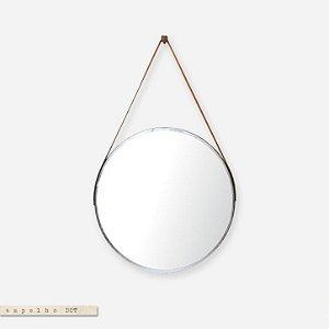 Espelho - DOT Prata P