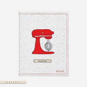 Caderno de Receita – Batedeira #2