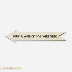 Seta - Take A Walk On The Wild Side