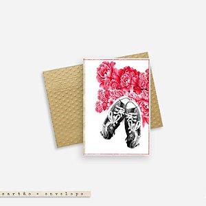 Cartão Envelope - All Star