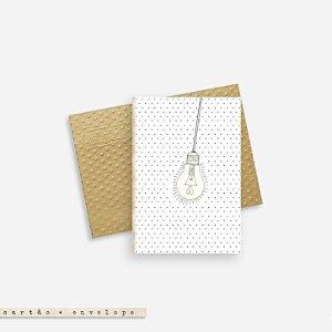 Cartão Envelope - idéia