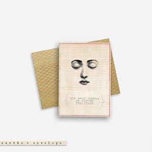 Cartão Envelope - que seus sonhos