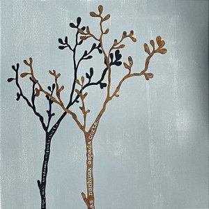 Árvore Bahia - Sou como a haste fina, que qualquer brisa verga, mas nenhuma espada corta