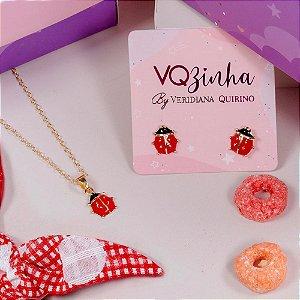 Kit Infantil Joaninha
