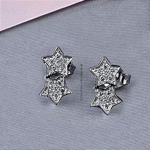 Brinco de Mini Estrelas