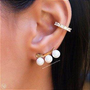 Ear Cuff de Pérola
