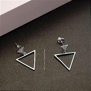 Brinco Triângulos