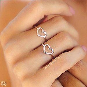 Anel de Coração