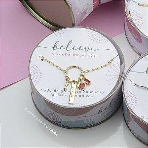 Colar da Paixão - Coleção Believe