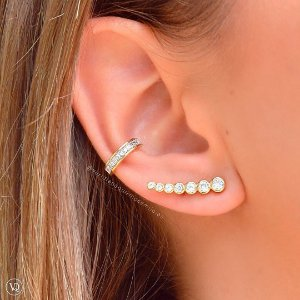 Ear Cuff Delicado