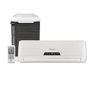 Ar Condicionado Split Electrolux Inverter 9000 Btus Ciclo Frio Classe A Branco 220 Volts [QE09F/QI09F]