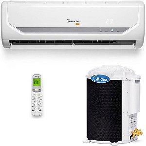 Ar Condicionado Split Midea Liva Wi-Fi 9000 Btus Ciclo Frio Classe A Branco 220 Volts [38KCN09M5]