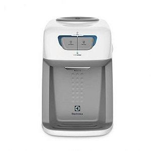 Bebedouro de Mesa Electrolux 3 Temperaturas com Compressor 127 Volts Branco/Prata [BC21B]