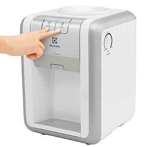 Bebedouro de Mesa Electrolux Turbo Acqua 2 Temperaturas com Compressor 127 Volts Branco [WD20C]