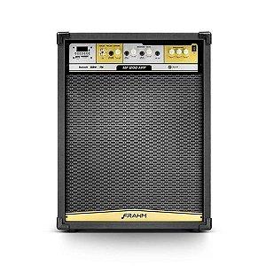 Caixa Amplificada Mf1200 App 250w Frahm