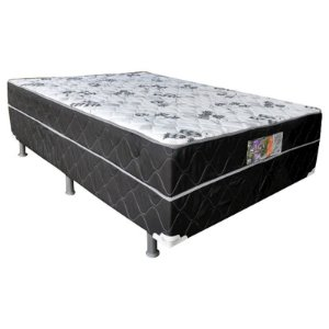 Cama Box Casal Sonorey Iara Premium D-28 Espuma Estampada [131144188138031]