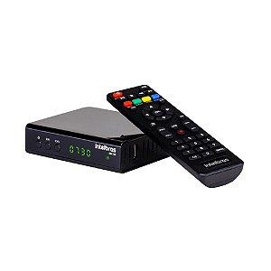 Conversor e Gravador Digital HDTV Intelbras com Entrada HDMI e AV Preto [CD 730]