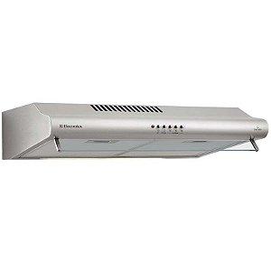 Depurador Electrolux 60cm Compativel com Fogões Ate 4 Bocas 3 Velocidades 127 Volts Inox [DE60X]