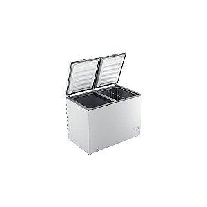 Freezer Horizontal Consul 414L 2 Portas Controle Eletrônico 127 Volts Classe A Branco [CHB42EBANA]