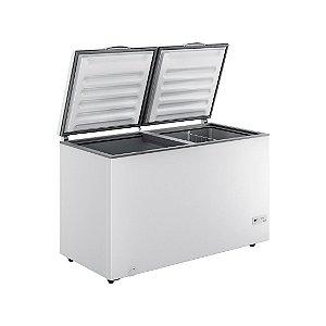 Freezer Horizontal Consul 534L 2 Portas Dreno Frontal 127 Volts Classe A Branco [CHB53EBANA]